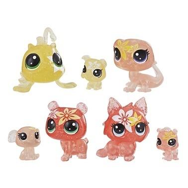 Littlest Pet Shop Littlest Pet Shop Miniş Çiçek Partisi Zambak Renkli
